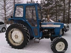 Ford 4000 Tractors  1966