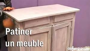 Comment Peindre Un Meuble : comment peindre un meuble cire ~ Dailycaller-alerts.com Idées de Décoration