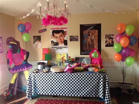 80s Party  80's Party  Pinterest  80s Party, Party And