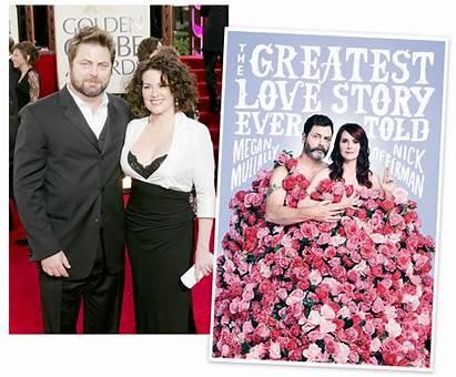 Megan Mullally Nick Offerman Globes Golden 2005