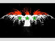 Syrian flag of independence by OneXpRooF on DeviantArt