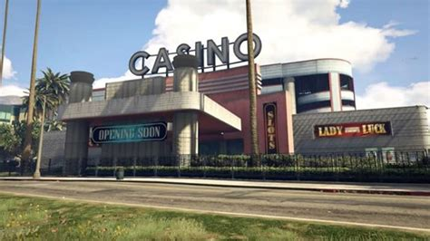 luxury casino  heading  grand theft auto