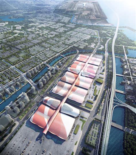 shenzhen world exhibition  convention center swecc