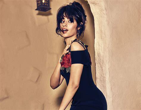 Camila Cabello Guess Campaign Celebrities