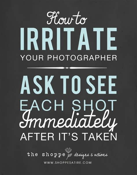 photography quotes shoppe satire popular photography