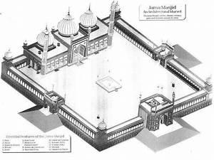 The Jama Masjid – An Architectural Masterpiece – subratachak