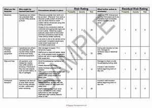 construction site risk assessment for construction site With electricians risk assessment template