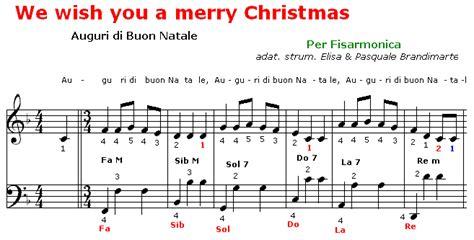 we wish you a merry testo italiano we wish you a merry