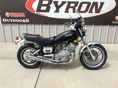 Used Yamaha Motorcycle