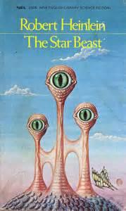 Robert Heinlein Book Cover Art