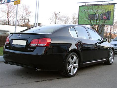Lexus Gs 430 by 2007 Lexus Gs430 For Sale
