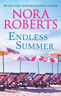 endless summer  summer lessons learned  nora roberts