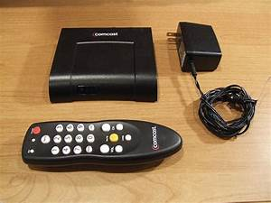 How To Hook Up A Comcast Digital Adapter