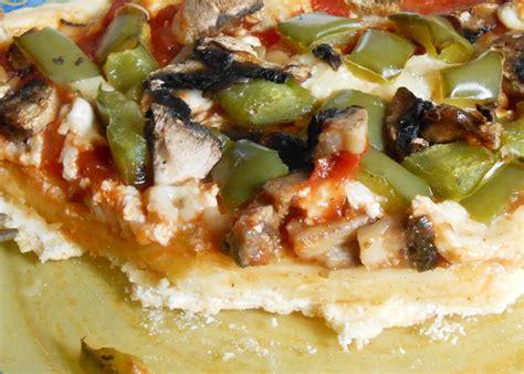 cuisiner une pizza une pizza légère c 39 est simple et excellent dodie la