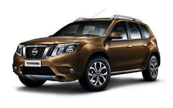 nissan terrano  launched  russia    india