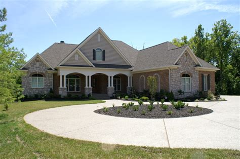 The Evangeline House Plan By Southern Comfort Homes And