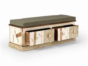 cuisine banc tv blanc laquac led artzein banc d39entree With meuble d entree avec banc 3 banc de rangement bois acajou blanc