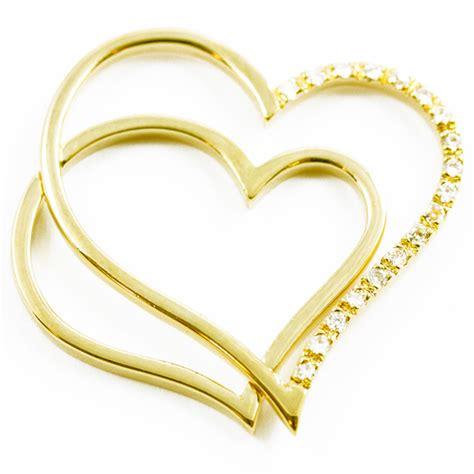 cadeau cuisine femme pendentif coeur plaqué or