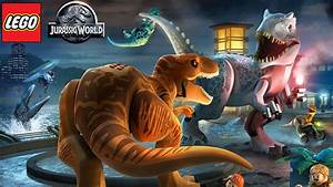 LEGO® Jurassic World™ Mobile Game   Jurassic World