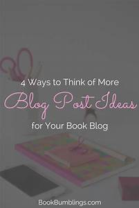 How to Come Up with More Blog Post Ideas