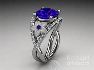 blue sapphire engagement rings white gold ring designs blue sapphire engagement ring designs