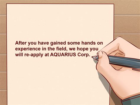 How To Write A Rejection Letter (with Sample Letter)