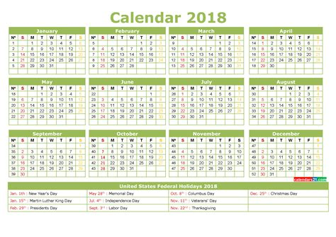 printable calendar holidays full year templates