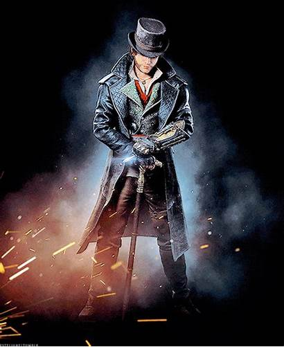 Creed Syndicate Assassin Jacob Frye Let