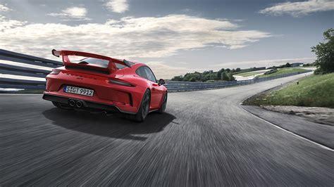 2018 Porsche 911 GT3 Wallpapers & HD Images - WSupercars