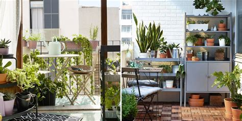 comment transformer son balcon en terrasse marie claire