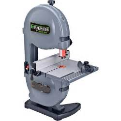 Product: Genesis 9in Band Saw, Model# GBS900