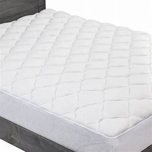 extra plush bamboo top fitted mattress pad only 7499 to With best plush mattress topper