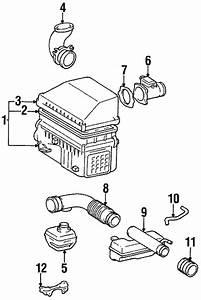 1994 Toyotum Engine Intake Diagram