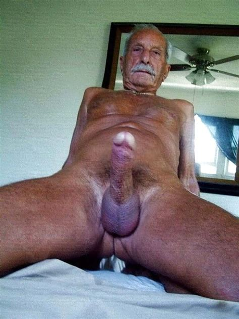 Black Grandpa Huge Penis