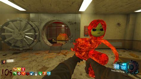 ops zombies map custom bunker perks gameplay