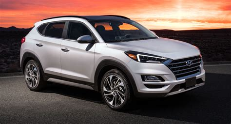 2019 Hyundai Tucson by 2019 Hyundai Tucson Gets A Makeover And Drops Turbo In
