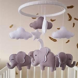 Mobile Baby Diy : best 25 baby elephant nursery ideas on pinterest elephant nursery nursery room ideas and ~ Buech-reservation.com Haus und Dekorationen