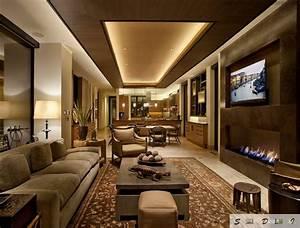 Modern, Living, Room, Design, Ideas