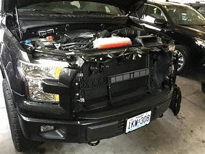 Grille Removal - Ford F150 Forum