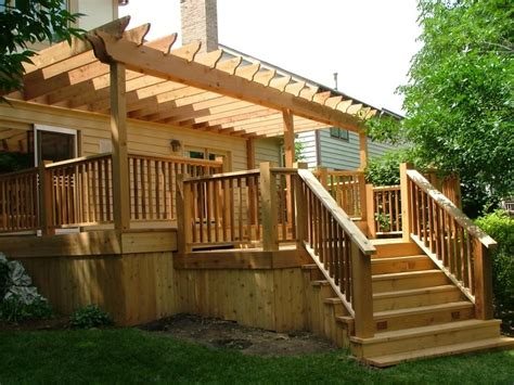 pergola picture gallery decks with pergolas photo gallery picture pixelmari com