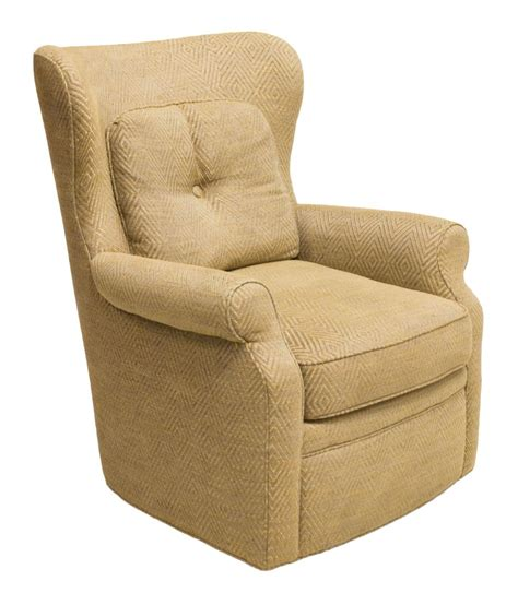 upholstered swivel rocking chair charles luxury