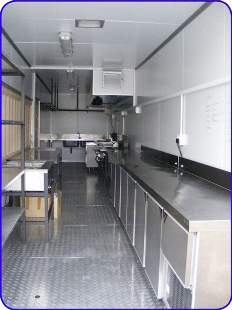 shipping container kitchen kitchen  wheels shipping