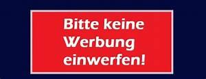 Bitte Keine Werbung Einwerfen Aufkleber Kostenlos : verletzung des datenschutzes durch werbung prange datenschutz ~ Frokenaadalensverden.com Haus und Dekorationen