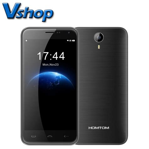 2016 New Phone Homtom Ht3 3g Android 51 50 Inch Ram 1gb