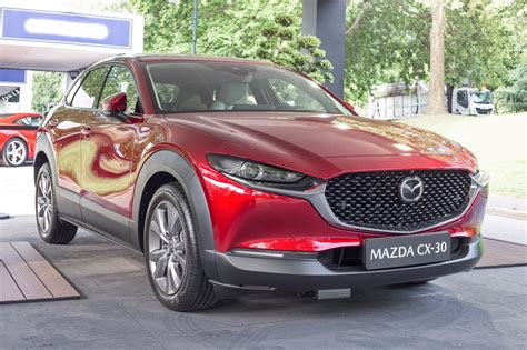 It went on sale in japan on 24 october 2019, with global units being produced at mazda's hiroshima factory. Foto - Mazda CX-30: annunciati i prezzi