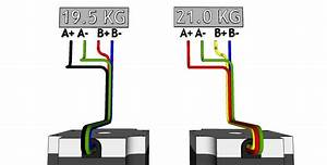 Stepper Motor Wire Colors