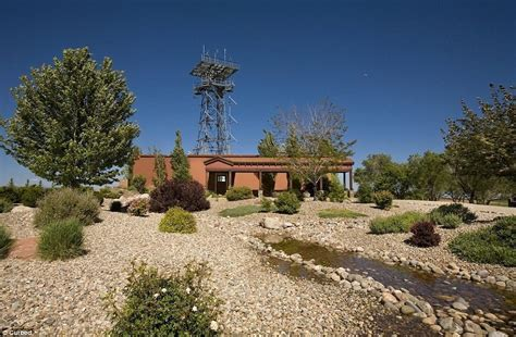 Just your average house   with a 100-foot radio tower: This Colorado
