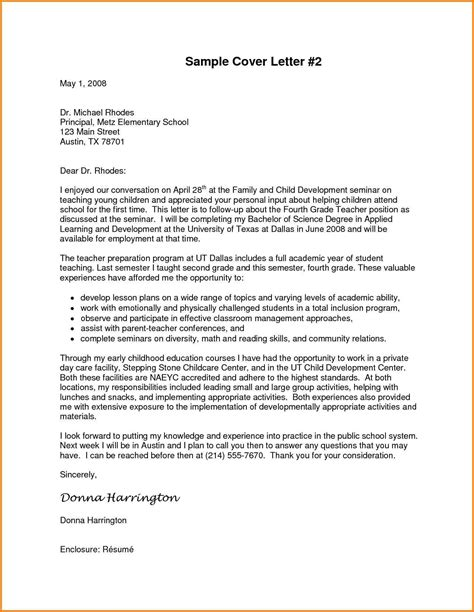 Elementary To Principal Resume by 5 Formal Letter To Principal Resumed