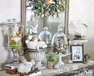 the decorated house a little more easter decorating With house decorating ideas for easter