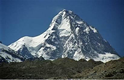 Mountain Highest K2 Tallest Mountains Range Located